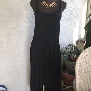 Hi-lo Maxi Dress
